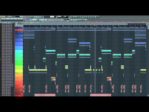 DJ Snake & Dillon Francis - Get Low (Instrumental) (Prod.  By X-Ziliot)