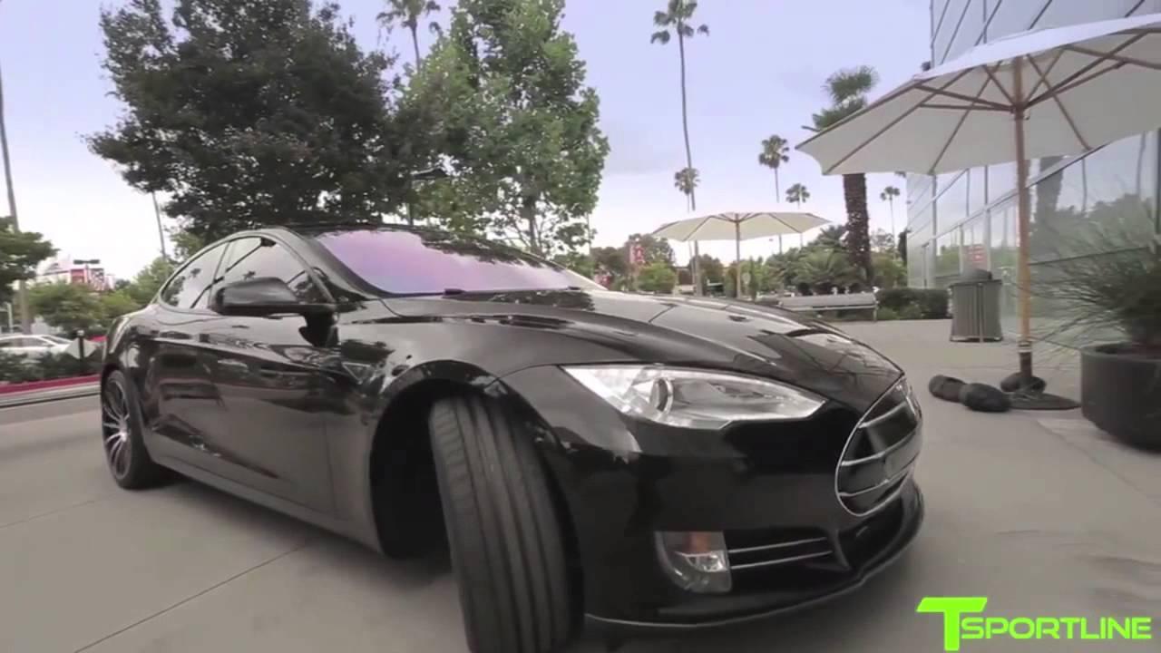 TS114 Aftermarket Wheels for Tesla Model S