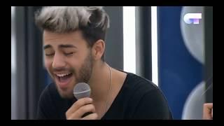 OT2017 AGONEY cantando MONICA NARANJO - BcnXico77
