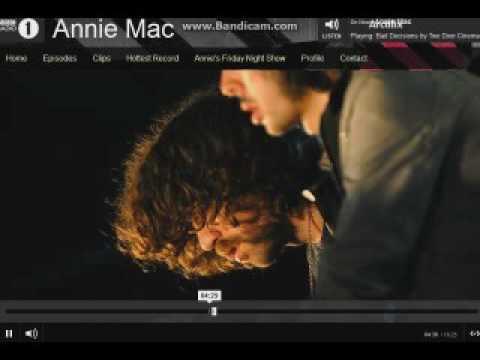 Justice Interview for RANDY - 2016 - BBC Radio 1 - Annie Mac