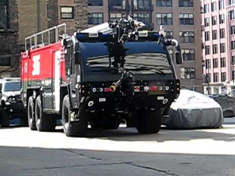 Transformers 3 Filming Optimus Prime Chicago & Other ...