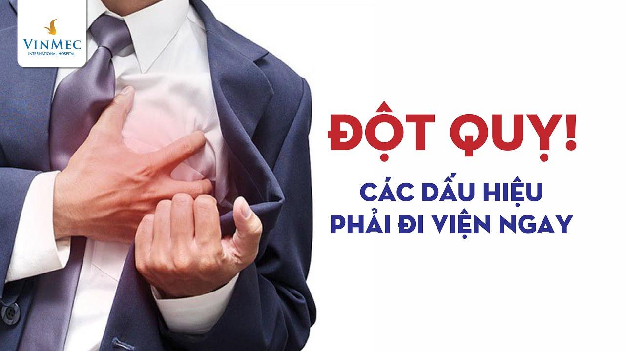 Đột quỵ, các dấu hiệu phải đi viện ngay| ThS, BS Nguyễn Nam Dương, BV Vinmec Hạ Long