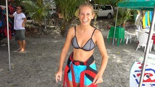Mutprobe in Costa Rica - Weltreise | VLOG #282