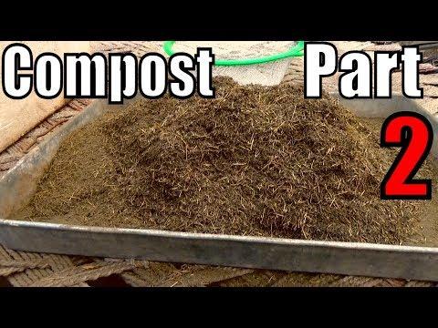 Grass Clippings Compost Vegetable Garden   Homemade Grass Fertilizer   Part-2 (Urdu/Hindi)