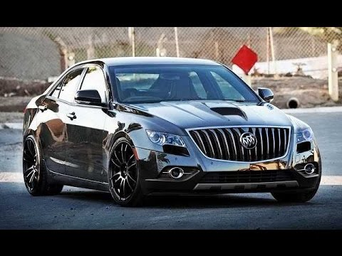 2016 Buick Gnx Review Youtube