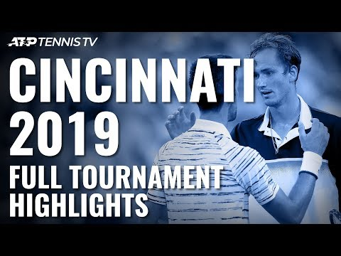 Full Tournament Match Highlights From Cincinnati 2019
