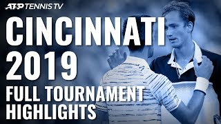 Full Tournament Match Highlights from Cincinnati 2019!