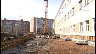 Строительство образовательных учреждений в Череповце