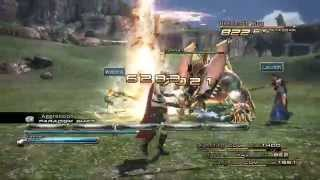 FinalFantasy XIII PC Gran Pulse Gameplay ''Archlylte Step'' 1080p Quality