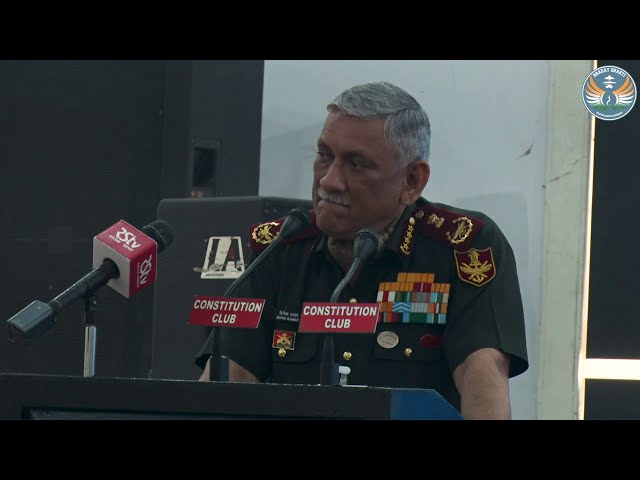 'Armed forces must develop capabilities to wage peace not war'