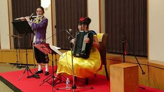 Oblivion Accordion - mayuko fukuda Flute - wataru kobayashi.
