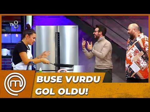 Buse Varol'dan Kral Hareket! | MasterChef Türkiye 68.Bölüm
