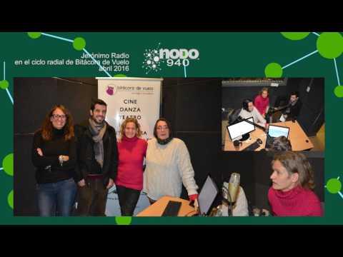 Jeronimo Radio   Bitácora de Vuelo  abril 2016