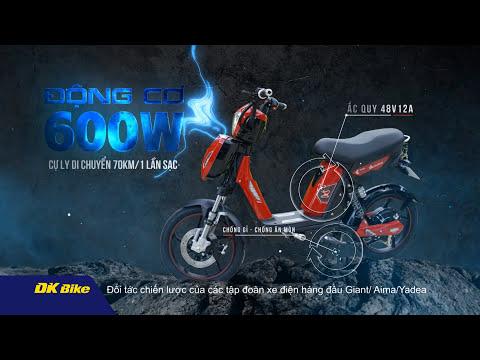 Quảng cáo xe đạp điện Dkbike Samurai