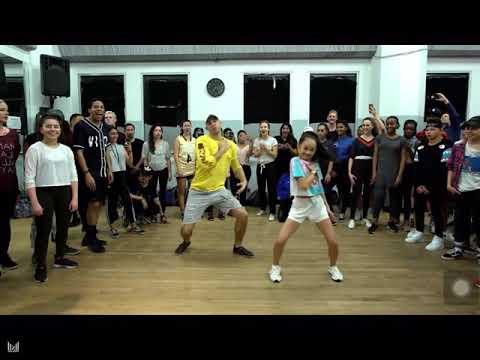 The Middle - Zedd | Matt Steffanina Choreography Ft Nicole MIRRORED