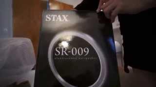 New Stax Headphones