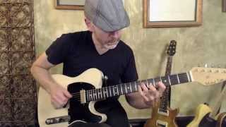 Jeff McErlain -  Brooklyn Blues: Embellishing Major Chords