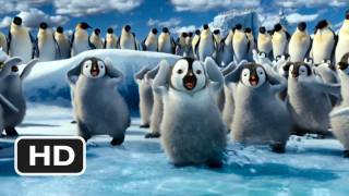 Happy Feet 2 in 3D #2 Movie CLIP - Bringing Fluffy Back (2011) HD Thumbnail
