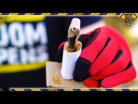 Pull-Start Smoke Grenades! Homemade!