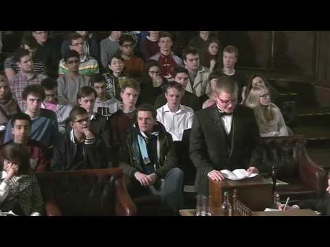 This House Believes Israel is a Rogue State | The Cambridge Union