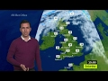 Saturday morning forecast 08/04/17