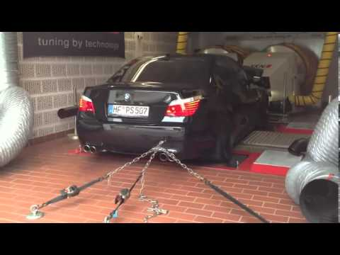 BMW M5 E60 F1 Sound! Black Beast! Exhaust Flap System Of The KKS. 630HP Engine, Tunning