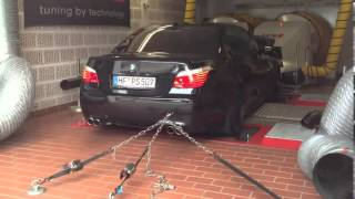 bmw m5 e60 f1 sound black beast exhaust flap system of the kks 630hp engine tunning