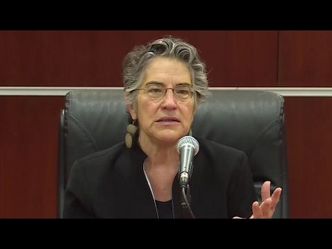 The People's Tribunal on the Iraq War, Day Two: Phyllis Bennis