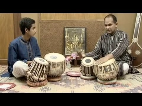 Learn the Teen Taal on Tabla - Learn Indian Music - Learn Indian Instruments