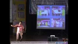 A Powerful Inspirational  Talk by MEKA SRINIVAS at IMPACT 2012 HYDERABAD