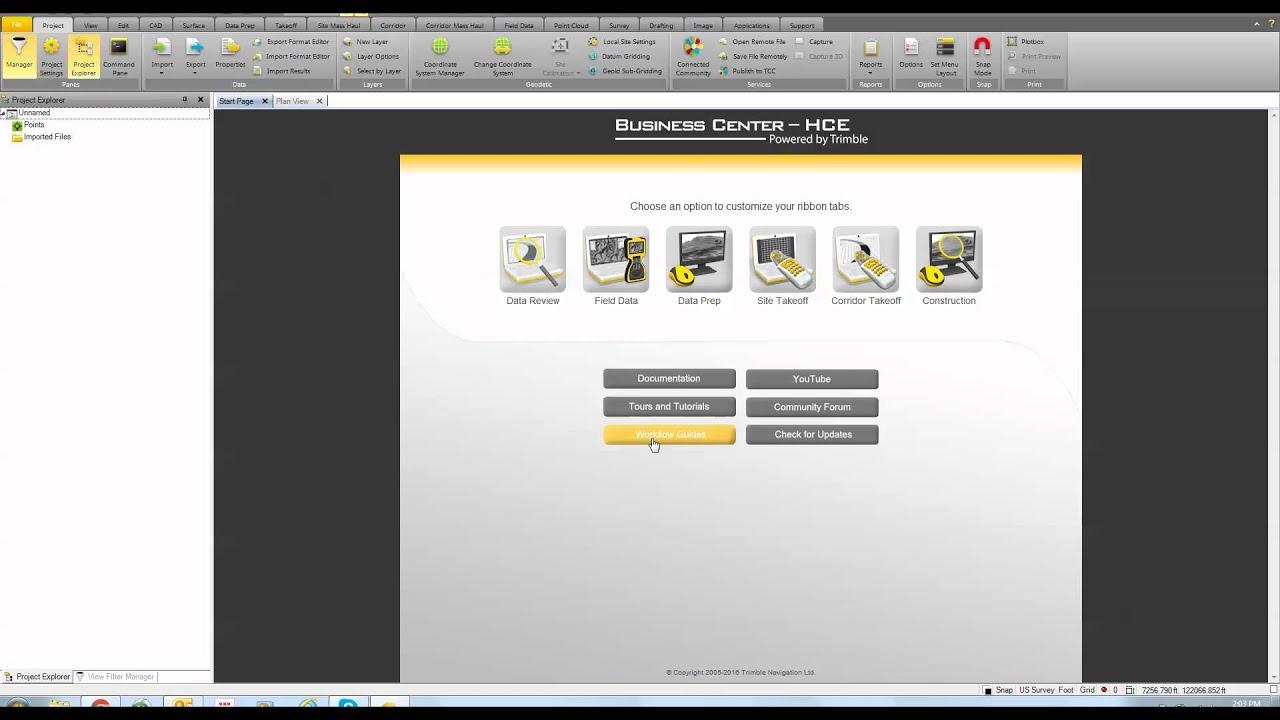 Trimble Business Center (TBC) | SоliTech