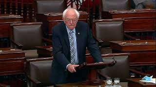 Bernie Sanders Unveils $3 5T Budget Bill