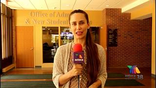 S3:E33 Ruth Diaz Graduacion Sin Documentos por Azteca Wisconsin 38