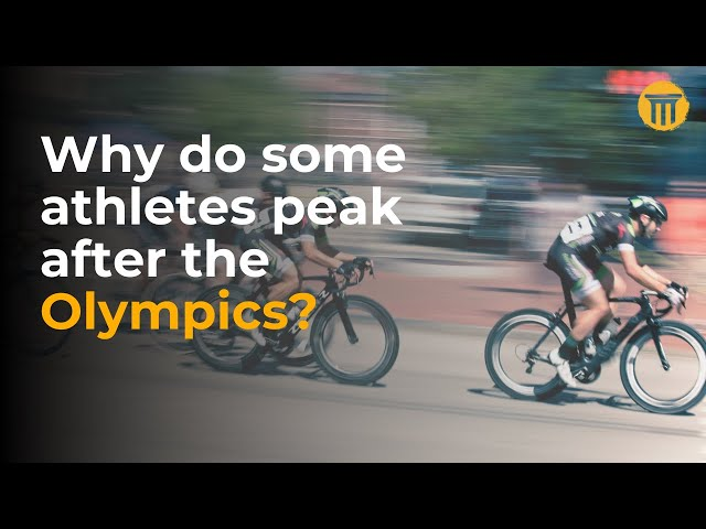 How athletes need to use intensity to peak at the right time