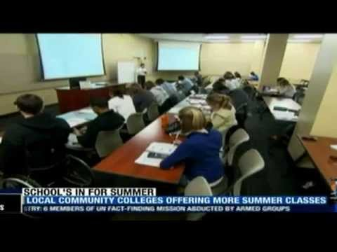 San Diego 6 - San Diego Community College District Offering More Summer Classes