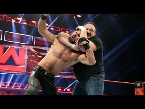 Why Seth Rollins Should Face Samoa Joe At WrestleMania 33