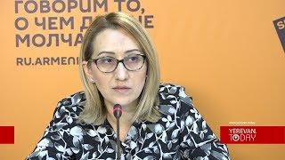 72 ժամը մեկ Հայաստանում մեկ կին մահանում է արգանդի վզիկի քաղցկեղից. Լիլիթ Մարության
