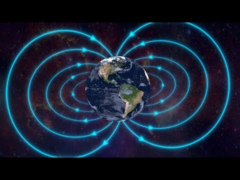 Earths Magnetic Poles Are About To SWAP Causing CHAOS -  Magnetic Fields