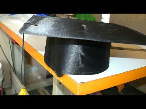 How to make a Graduation cap