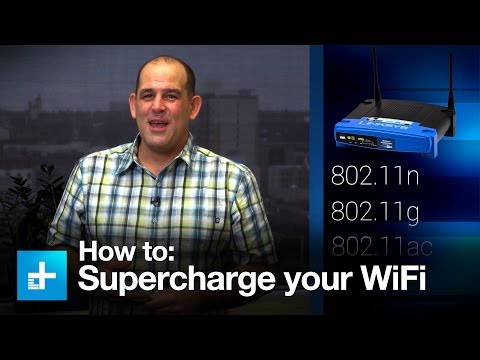 Speed up your home Wi-Fi with 3 tips from Patrick Norton