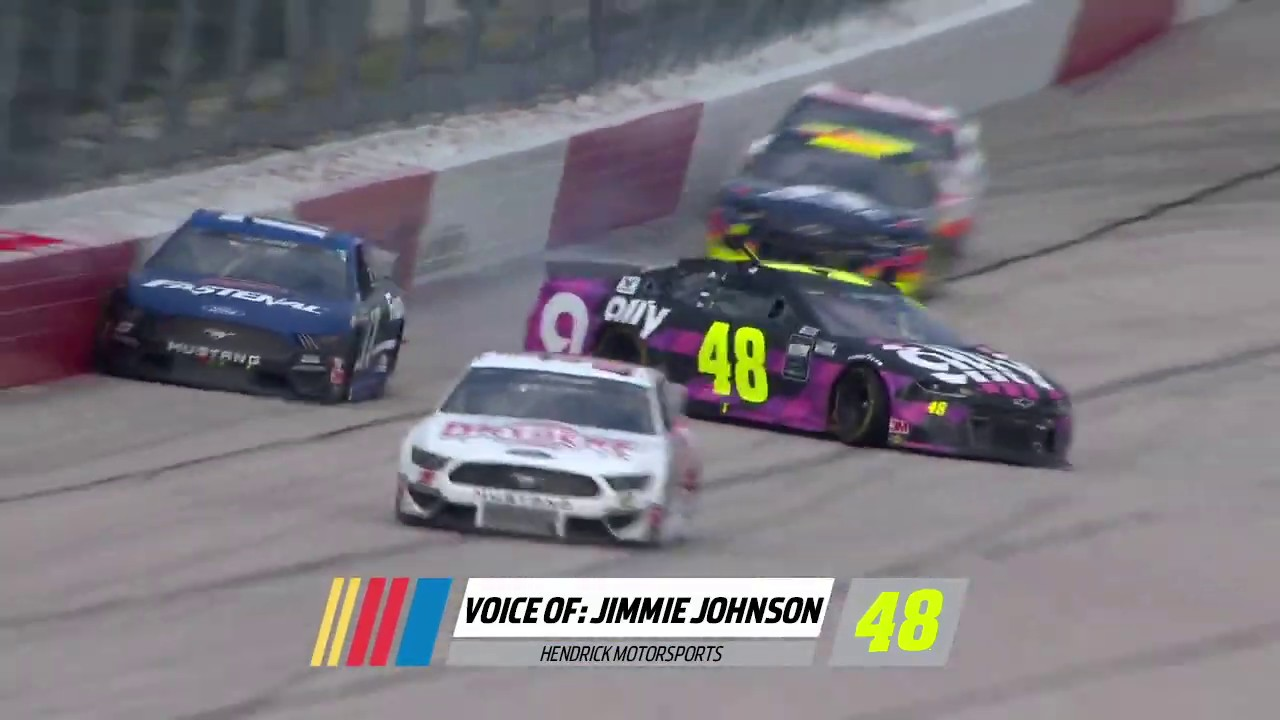 Heartbreak for Johnson | NASCAR