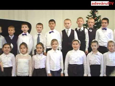 Concert de Crăciun al Şcolii de Arte din Anenii Noi