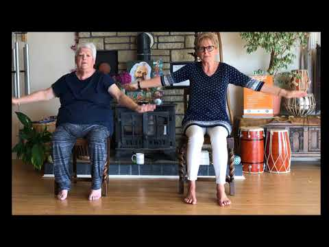 Chair Yoga to Improve Mobility and Well-being