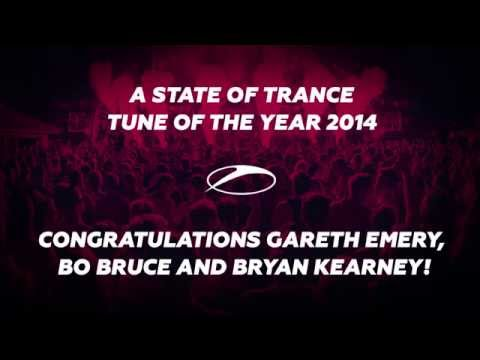 Interview with Gareth Emery [U (Bryan Kearney Remix) voted ASOT Tune Of The Year 2014]