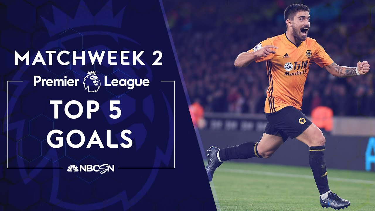 Top 5 goals from Premier League 2019/20 Matchweek 2 | NBC Sports