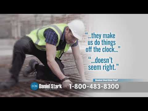 Daniel Stark Injury Law   Wage Dispute