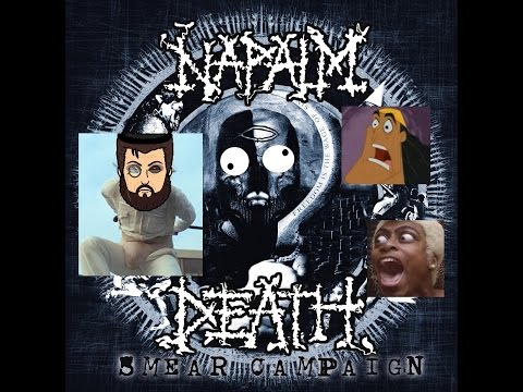 Napalm Death  When All is Said and Done Misheard Lyrics