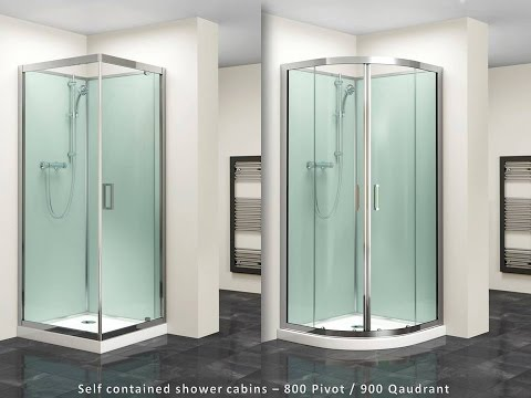 Ideas for Shower Enclosures