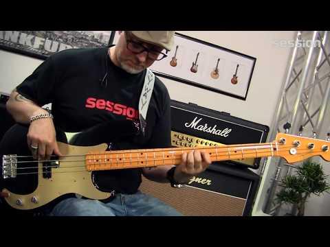 Fender Classic Series 50s Precision Bass Lacquer MN BLK