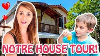 House tour de notre NOUVELLE MAISON ! - Vidéo Bonus Angie maman 2.0